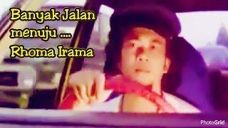 """Banyak Jalan menuju Roma - Rhoma Irama - Original Video Clip """"Rhoma Irama Berkelana II"""" - Th 1978"""