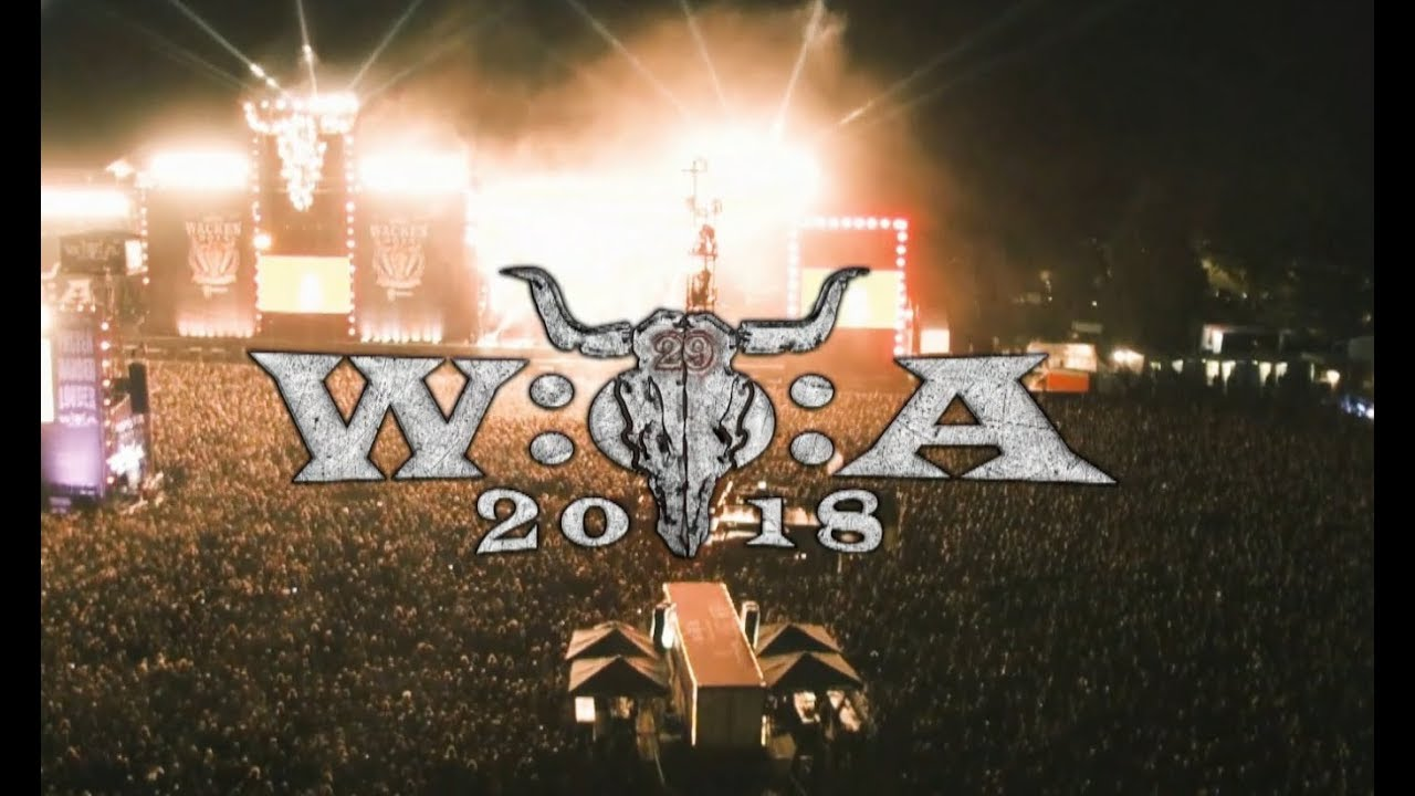 nightwish live at wacken open air 2018 youtube. Black Bedroom Furniture Sets. Home Design Ideas
