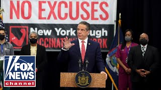 'The Five' slam Cuomo for 'cashing in' on COVID deaths