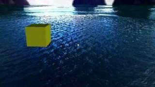 XNA Ocean Wave Shader Example