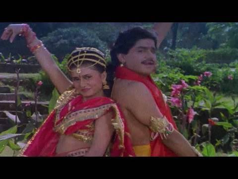 Prem Kalis Tu Maajhi Jahalis - Laxmikant Berde, Maskari Song