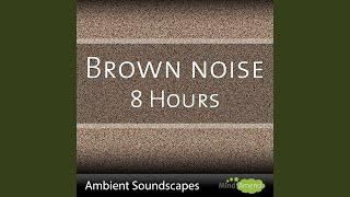 Brown Noise Long Play, Relax, Sleep, Study