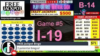 LIVE Online Bingo Game - Happy Halloween! - 10/31/20 at 8PM CDT