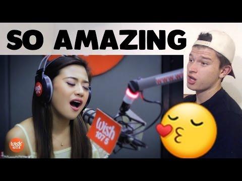 Morissette Amon Singing Secret Love Song Reaction!