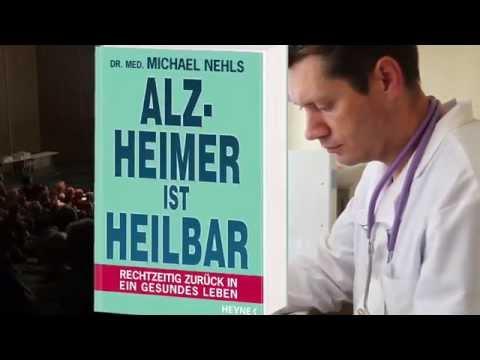 Michael Nehls: »Alzheimer ist heilbar« (Heyne Verlag)