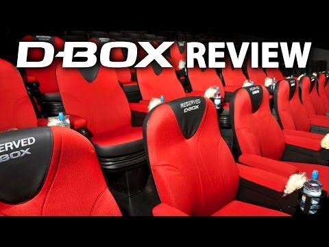 D-BOX Review: Is It Worth The Money?