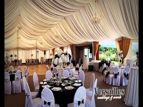 NUNTA CORT - Locatie fixa  / Versailles wedding & events Sibiu - BUONAVISTA