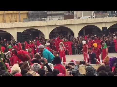 LA CRUCIFIXIÓN DE LOS JUDÍOS PARTE 1.  SANTA EULALIA, HUEHUETENANGO. 2019