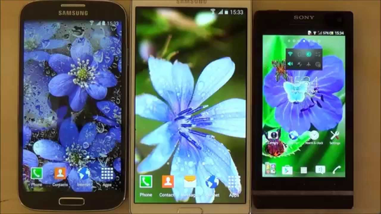 Free Butterflies Live Wallpaper For Android Phones And Tablets Youtube
