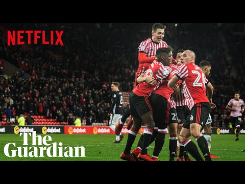 Sunderland 'Til I Die: Netflix series charts pain, prayers and passion for the club – trailer