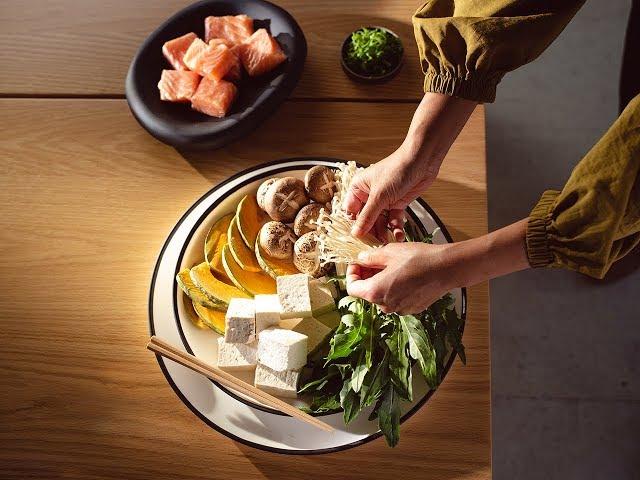 Stories | Hosting a Japanese-Inspired Dinner Party | KonMari