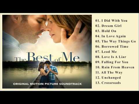 The Best Of Me [O.S.T] Soundtrack - Various Artists