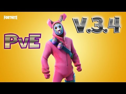 FORTNITE UPDATE : Save The World ~ Patch Version 3.4 = GREATEST UPDATE EVER!