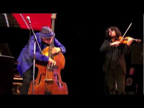 jazz violinist Mario Forte in Chisinau - Odessa jazzfest 2012