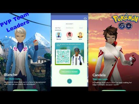 Pokemon Go PvP Team Leader Battle! thumbnail