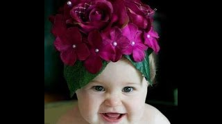 Baby Laughing Sound Effects - طفل يضحك بأصوات جميلة جداً