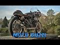 Moto Guzzi Le Mans 1000 cafe racer