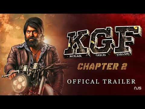 Kgf Ringtone Bgm South Kgf Chapter 2 Youtube