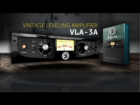 VLA-3A - Black Rooster Audio