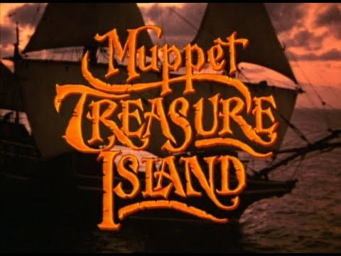 Muppet Treasure Island Trailer Vhs