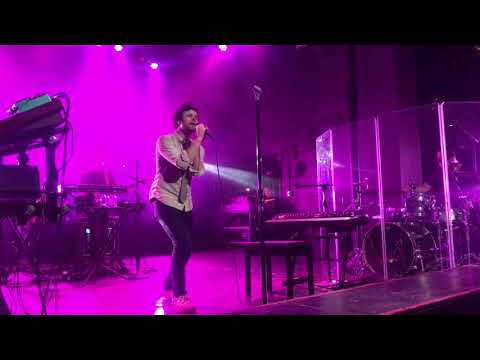 Passion Pit - Where the Sky Hangs | Live at the Observatory in Santa Ana 01/31/18