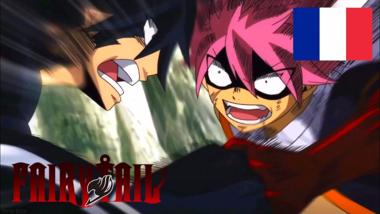 Download Le combat impensable : Natsu contre Grey – FAIRY TAIL Final Season VF