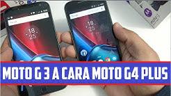 Papel de Parede Moto G4 - Deixando Moto G3 A Cara do Moto G4