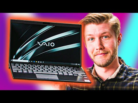 Is VAIO BETTER without Sony?? - Vaio SX12 Laptop