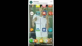 - Como juntar Intro com o Vídeo pelo celular 2016 / Jaaziel Vlogs