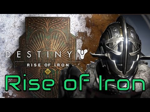 DESTINY RISE OF IRON GAMEPLAY \\ YEAR 3 IS HERE!