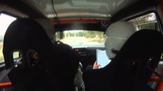 Rallye Vins du Gard 2015 - ES1 - AX GTI N1 - GARTNER / RONDEL