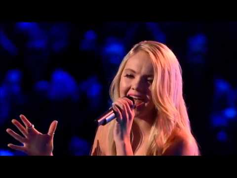 (HD) Danielle Bradbery - Jesus Take The Wheel (Live Solo Performance on NBC's The Voice)