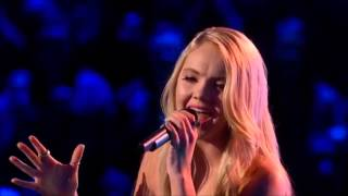 (HD) Danielle Bradbery - Jesus Take The Wheel (Live Solo Performance on NBC