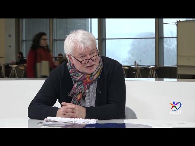 بالعربي: لقاء مع فرانك سشوالباهوث العضو المؤسس لحزب الخضر الألماني