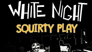 WHITE NIGHT - A Horror Game That Isn