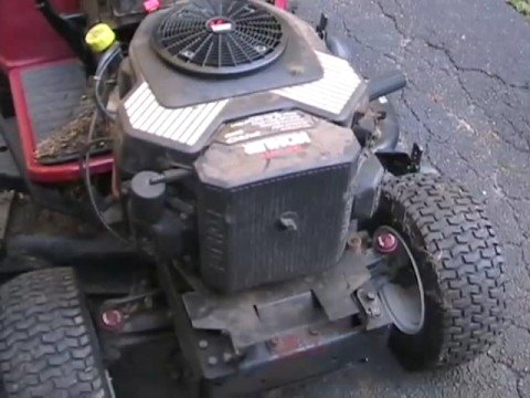 hqdefault the craftsman gt5000's dead kohler diagnosis youtube Craftsman Lawn Mower Won't Start at gsmx.co