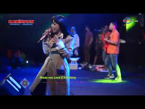 Rindu voc Lesti D'Akademy MANHATTAN Happy Anniversery MJ ENTERTAINMENT 2018