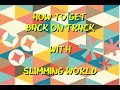 Getting Back On Track With Slimming World mp3