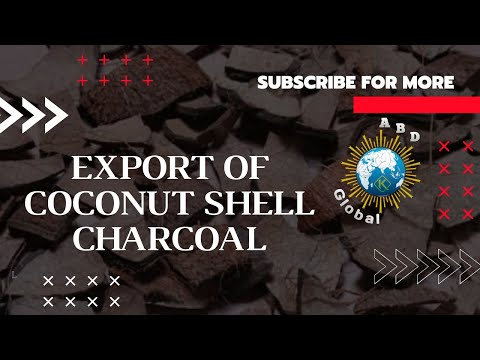EXPORT OF COCONUT SHELL CHARCOAL FROM INDIA (HS CODE: 44029010)