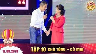 Mãi mãi thanh xuân2|Tập10:Đại Nhân, Sam ngưỡng mộ tình yêu của bố mẹ ca sĩ Phương Vy