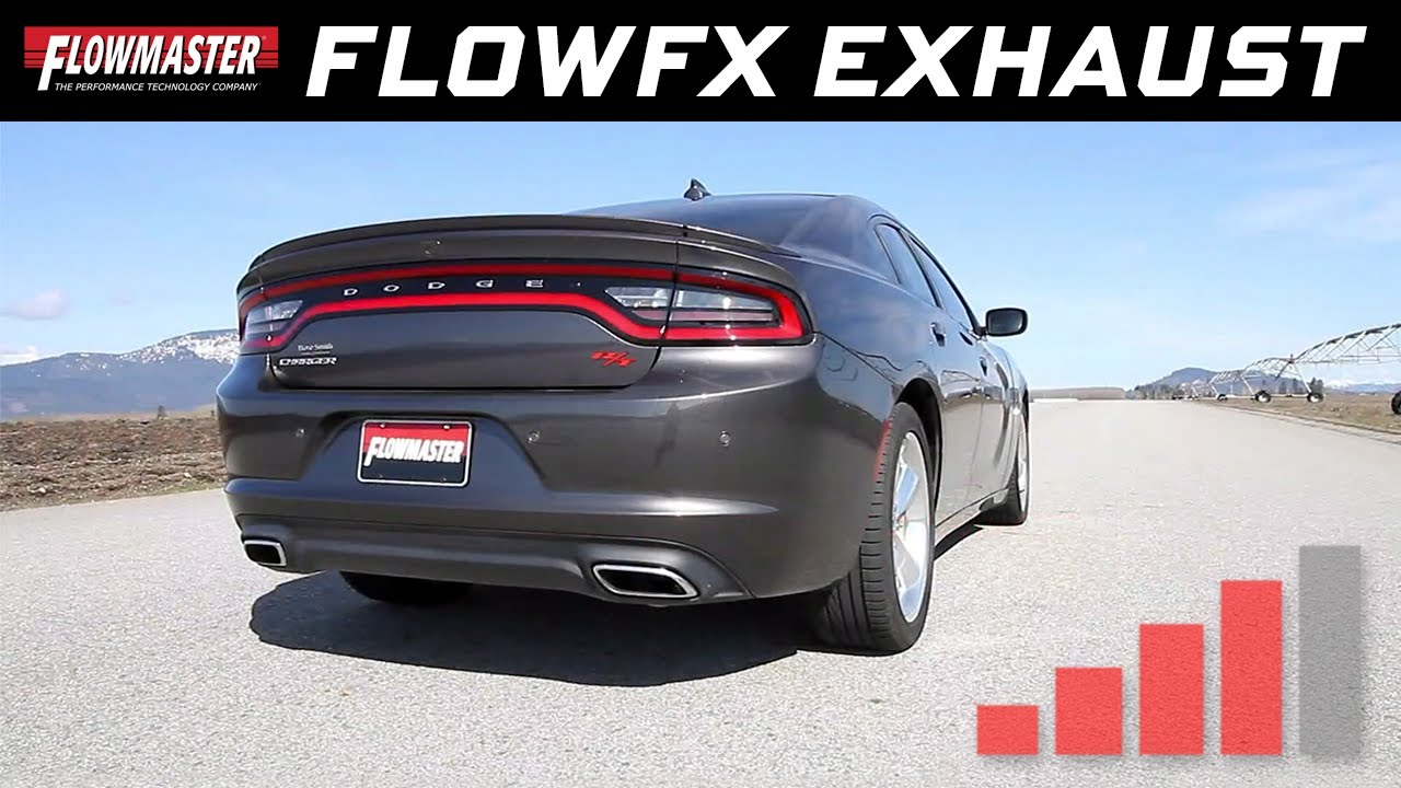 Dodge Charger Cat Back Exhaust