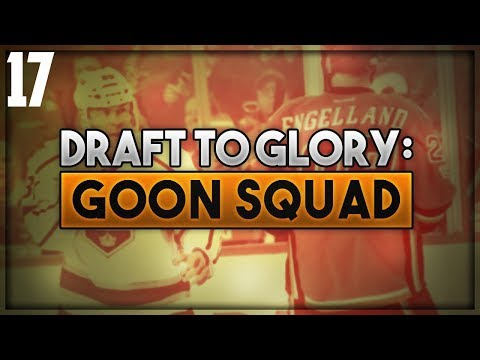 "NHL 18 - Draft To Glory: Goon Squad Franchise Mode #17 ""Cup Final"""