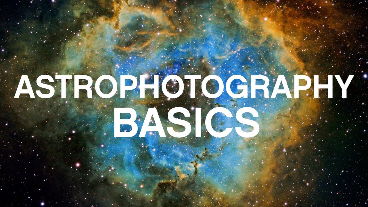 Live: Astrophotography Basics