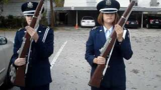Honor Guard Rifle