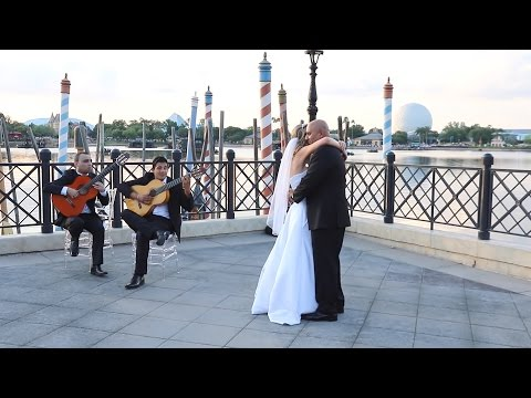 Suhail & Amy | Disney's Wedding Pavilion | Epcot's Italy Isola | DreamVision Media