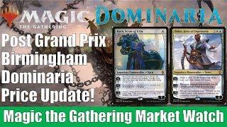 MTG Market Watch: Dominaria Prices in the Wake of GP Birmingham