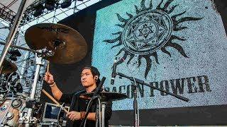 Dagon Power - live Midi Music Festival 2015