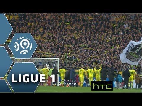 FC Nantes - Angers SCO (2-0)  - Résumé - (FCN - SCO) / 2015-16
