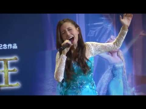 May J. アナと雪の女王 Let It Go ~ありのままで~ 劇中歌ver.  ( Frozen )