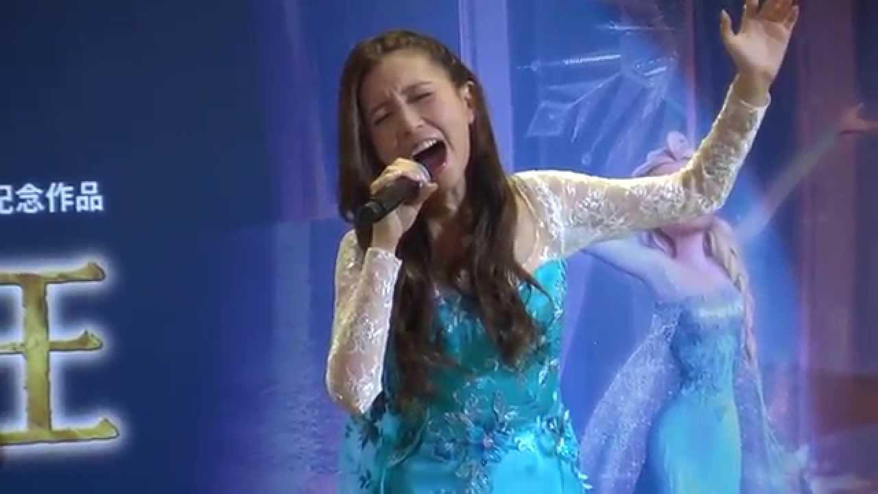 アナと雪の女王 歌手